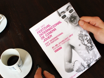 FEST Film Festival Programmheft